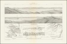 Nevada Map By Edmond Guillemin-Tarayre