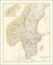 Sweden & Norway By John Arrowsmith
