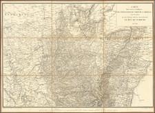 France Map By Kaeppelin