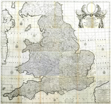 England Map By Christopher Browne