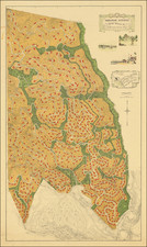 Los Angeles Map By The Frank Meline Co.
