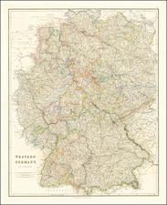 Western Germany By John Arrowsmith