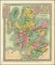 Scotland By David Hugh Burr