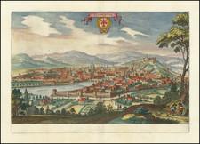 [Florence]  Florentia By Matthaus Merian