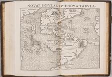 Atlases Map By Sebastian Munster