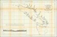 Pacific Northwest and British Columbia Map By United States GPO