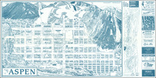 Colorado, Colorado and Pictorial Maps Map By Chris King