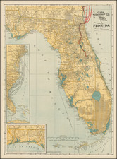 Florida Map By Hammond & Co.