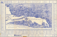 Florida Map By Dade County Newsdealers Supply Co.