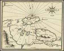 Turkey and Turkey & Asia Minor Map By William Heather