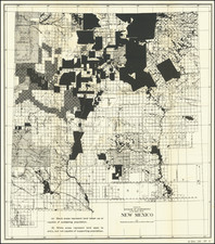 New Mexico Map By United States GPO