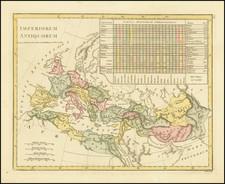 Europe and Mediterranean Map By Robert Wilkinson