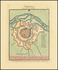 Austria Map By John Luffman