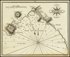 Balearic Islands Map By William Heather