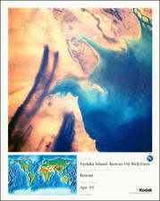 Middle East Map By NASA / Kodak