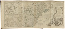United States and Atlases Map By Sayer & Bennett