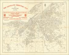 Ohio Map By Forman-Bassett Company