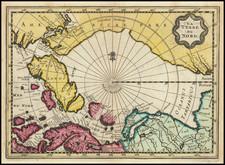 Polar Maps Map By Pieter van der Aa