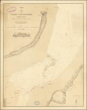 Denmark Map By Kongelige Danske Søkort-Arkiv