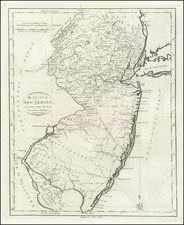 The State of New Jersey, Compiled from the most Accurate Surveys. By John Reid