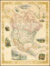 North America By John Tallis