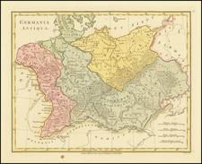 Germany Map By Robert Wilkinson