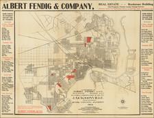 Florida Map By R.L. Polk