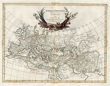 Europe, Europe, Russia, Mediterranean, Asia, Central Asia & Caucasus and Russia in Asia Map By Antonio Zatta