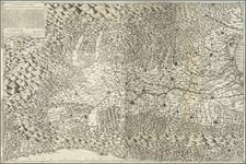 Northern Italy Map By Antonio Lafreri
