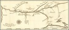 Midwest Map By Louis Jolliet