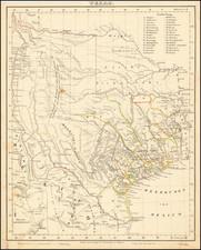 [Republic of Texas]  Texas By Carl Flemming