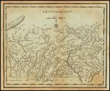 Pennsylvania Map By Joseph Scott