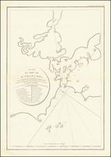 San Francisco & Bay Area Map By Jean Francois Galaup de La Perouse