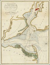 New York City and Mid-Atlantic Map By William Mount  &  Thomas Page