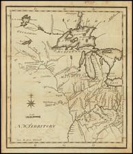 Midwest Map By Joseph Scott
