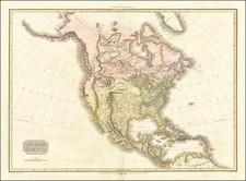 North America By John Pinkerton