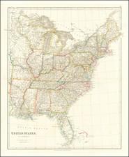 United States, By J. Arrowsmith By John Arrowsmith