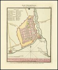 Hispaniola Map By John Luffman