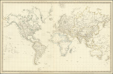 World Map By SDUK