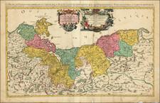 Poland Map By Alexis-Hubert Jaillot