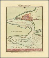 Florida Map By John Luffman