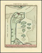 Netherlands Map By John Luffman