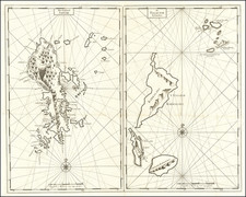 Indonesia Map By Francois Valentijn
