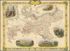 Prussia By John Tallis