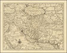Persia & Iraq Map By Francois Valentijn