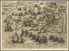 Nord et Nord-Est Map By Giacomo Franco