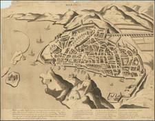 Sud et Alpes Française Map By Matteo Florimi / Pietro Petruccini
