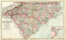 Southeast Map By O.W. Gray
