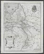 Netherlands Map By Michael Tramezzino