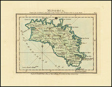 Balearic Islands Map By John Luffman